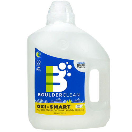 Oxi-Smart Natural Stain Removing Booster