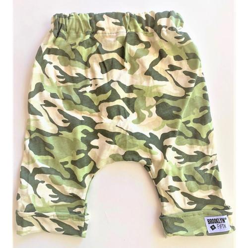 Brower Park Harem Shorts