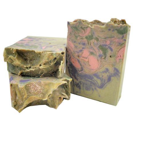 Fairy Garden soap bar