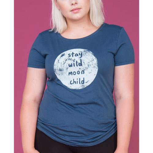 Stay Wild Moon Child Organic Classic T-Shirt