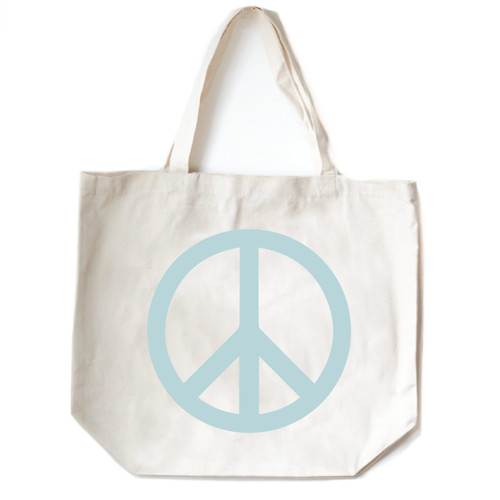 Tundra The Penny Paper Co Peace Tote