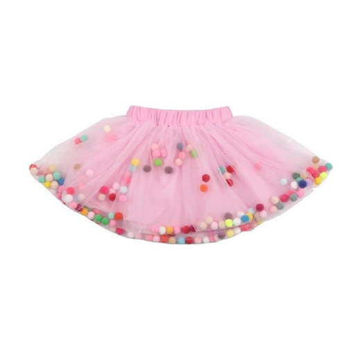 1359ea243 Buy Pink Tutu Skirt With Pom Pom Balls and Accessories from Tutu Joli  wholesale direct